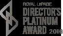 Director's Platinum Award