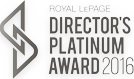 Director's Platinum Award 2016