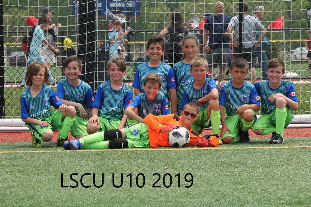 Proud Team Sponsor of the SC United Soccer Team!