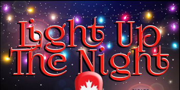 Join Me at the Light Up the Night Parade on Nov. 25th!